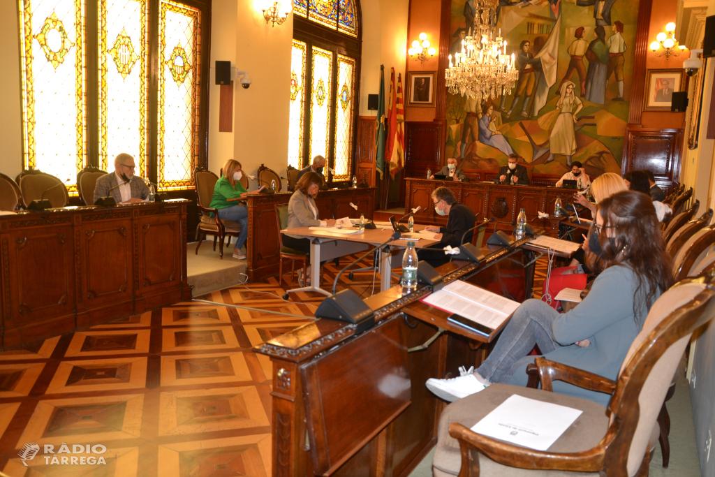 El Ple de la Diputació de Lleida aprova destinar més de 10 MEUR en ajuts a ajuntaments i consells comarcals