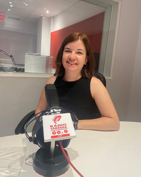 ENTREVISTA a Sara Bailac, senadora targarina a Madrid