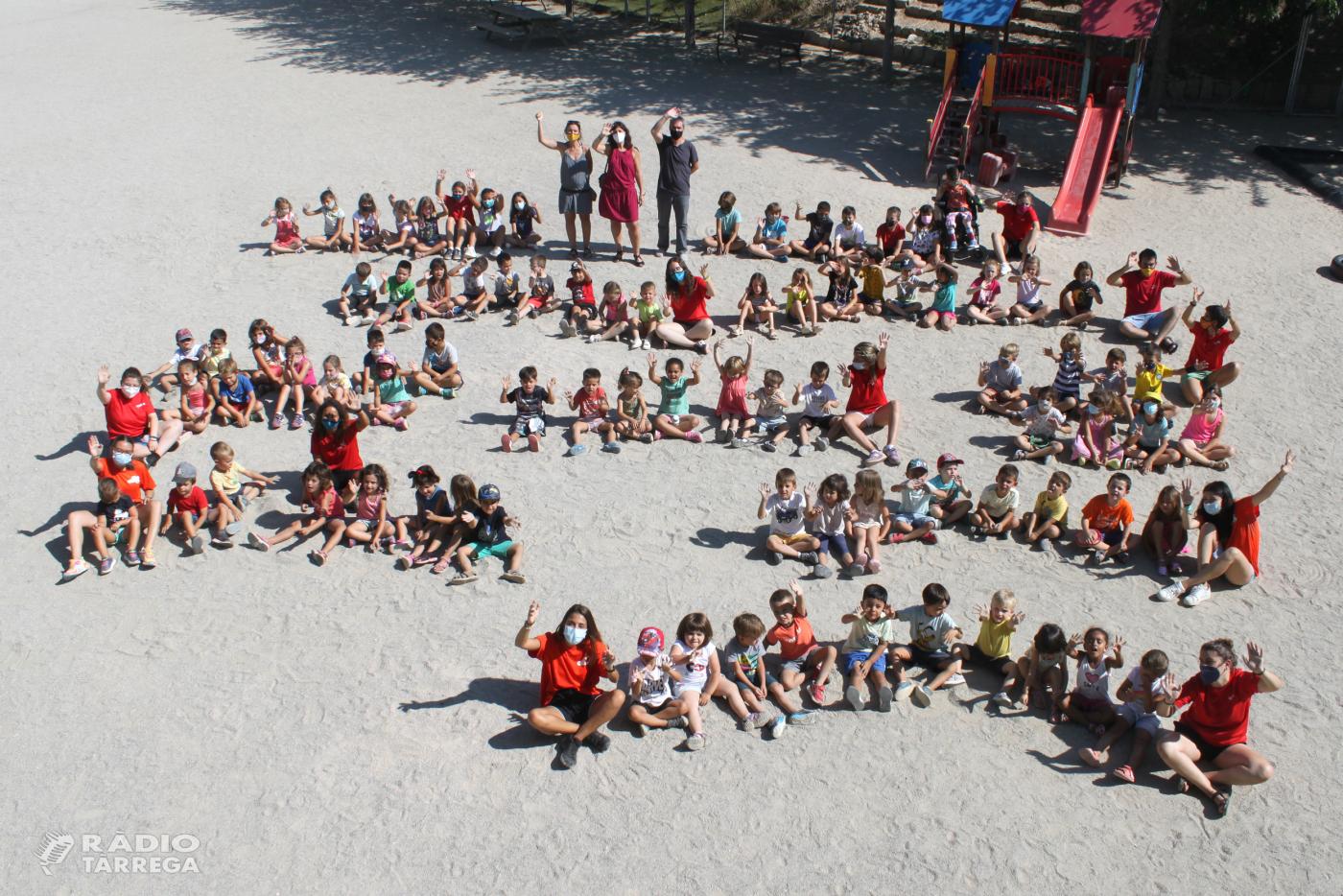 Èxit de participació als casals d'estiu de Tàrrega amb més de 350 infants inscrits