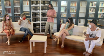 Presentació de les jornades Trans-documentar 2021 del programa de residència de l'Arxiu Comarcal de l'Urgell