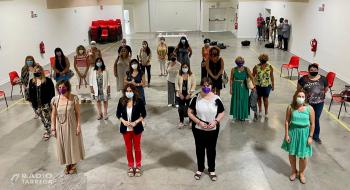 Vilagrà es reuneix amb les alcaldesses de la demarcació de Lleida per parlar de lideratges femenins