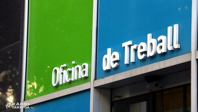 La demarcació de Lleida redueix els desocupats en 5.300 persones i la taxa d'atur baixa més de dos punts, fins al 9,95%