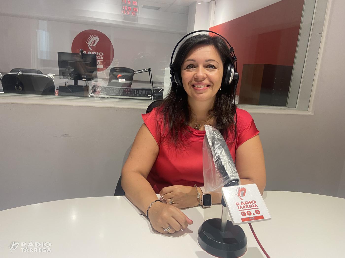 ENTREVISTA a Marta Sans sobre els 'Ganga Days' de Foment Tàrrega