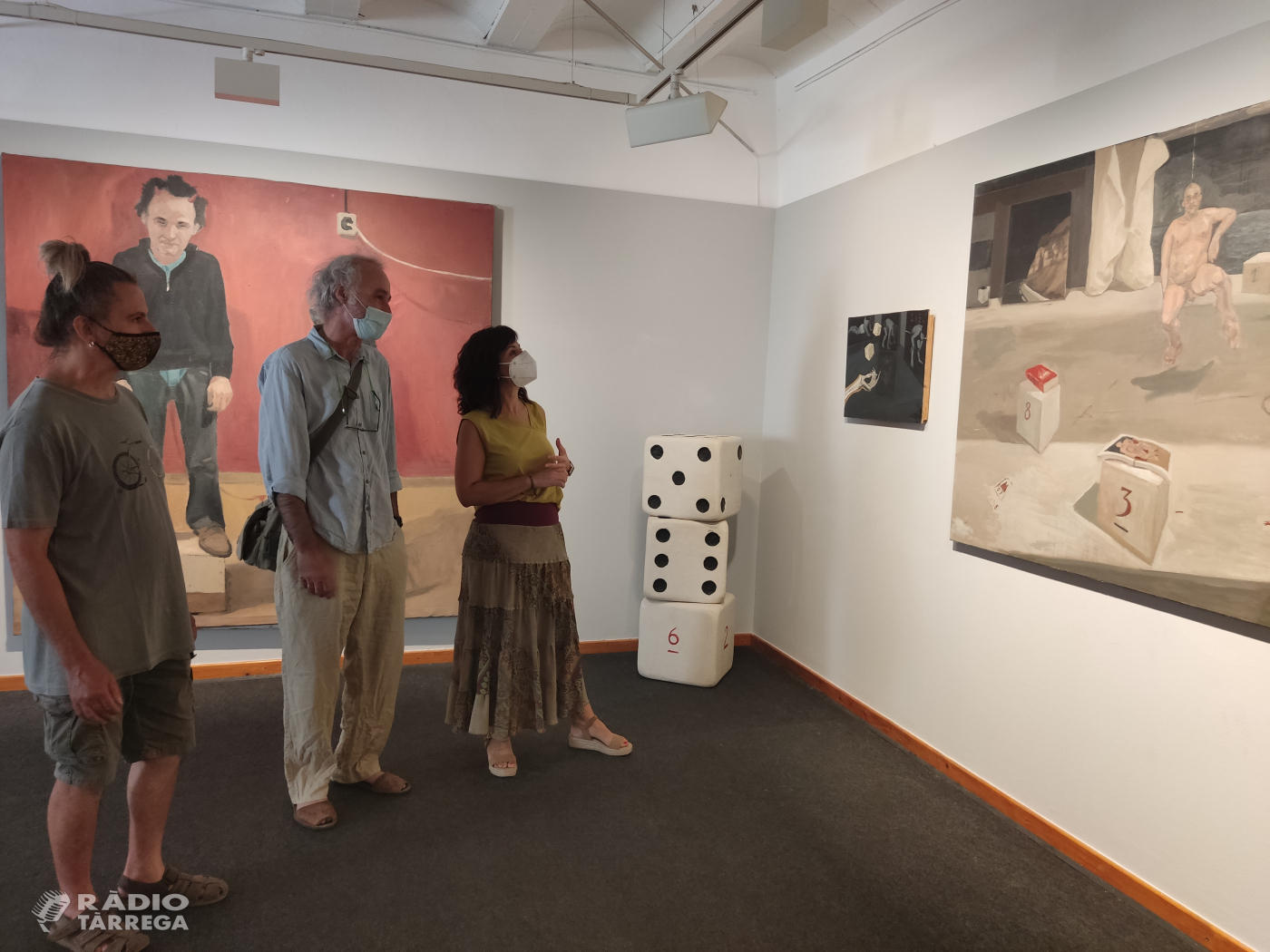 El Museu Tàrrega Urgell acull una exposició de l'artista Georg Massanés