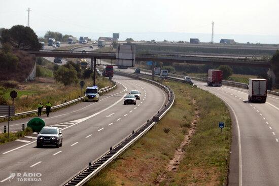 Presó provisional per al conductor detingut per l'accident a Bellpuig en què ha mort un motorista