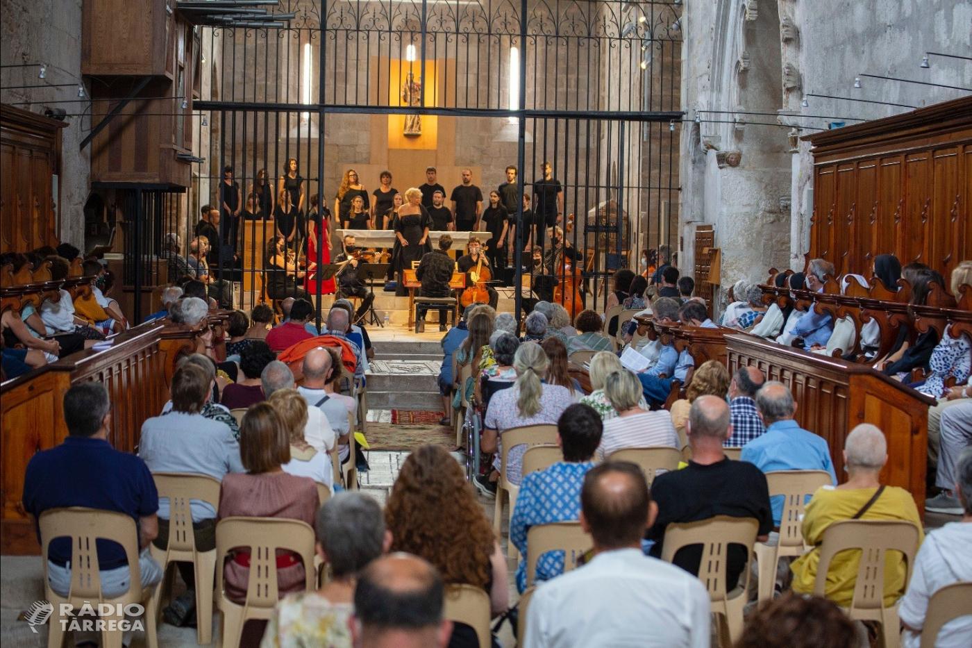 El festival 'La Pedra Parla' clou la seva sisena edició amb un gran èxit de públic