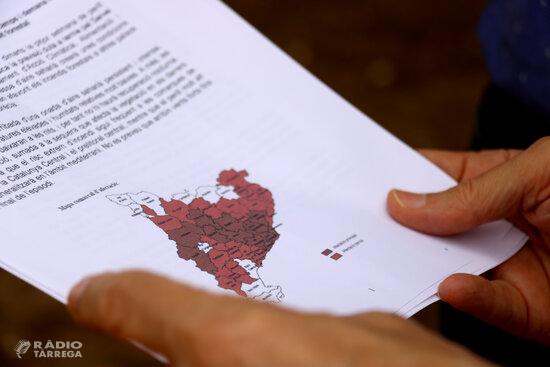 El Govern fa una crida a la responsabilitat davant del risc d'incendi més elevat en 18 anys