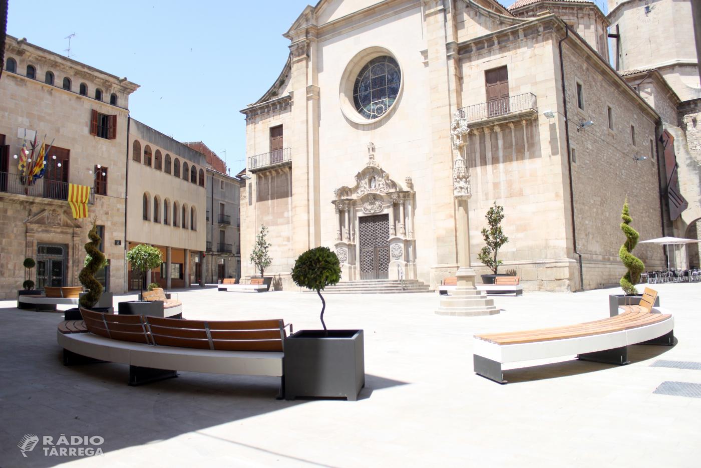 L'Ajuntament de Tàrrega busca cinc joves per a contractes de pràctiques al consistori