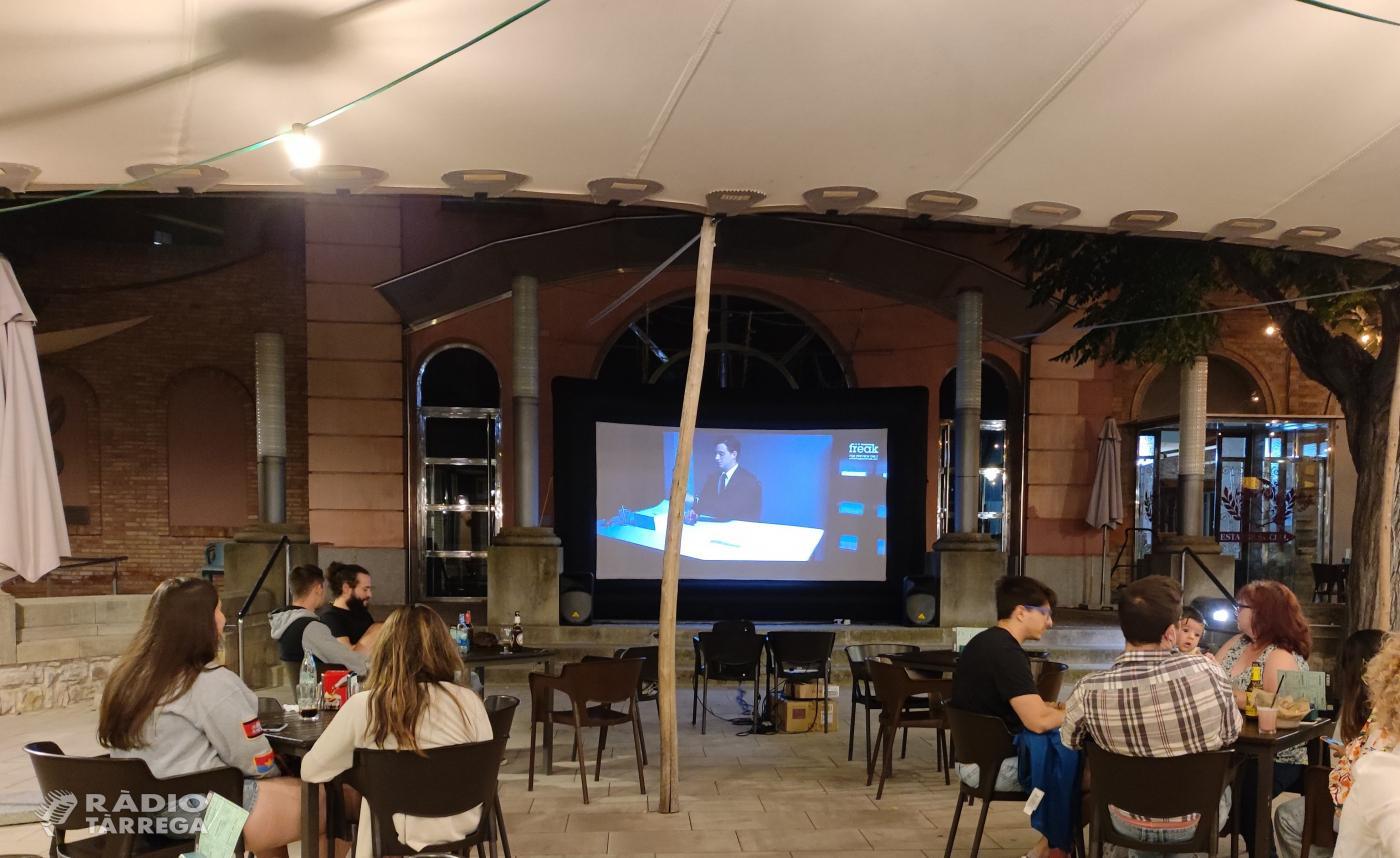 El 'Galacticat' encara la recta final amb projeccions a l'aire lliure i la participació d'actors i directors convidats