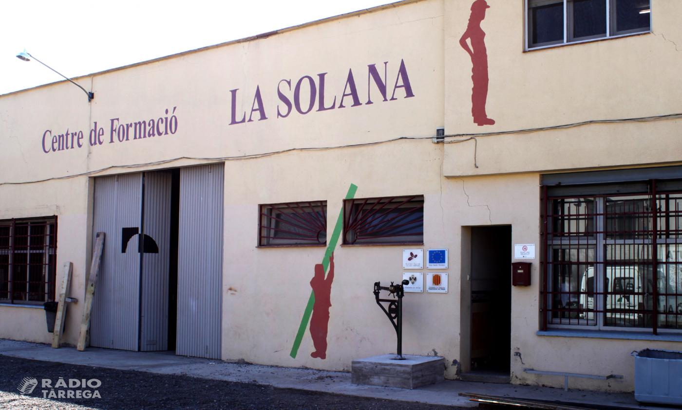 El Centre La Solana aconsegueix la inserció laboral del 85% dels joves participants del 'Projecte Singulars'