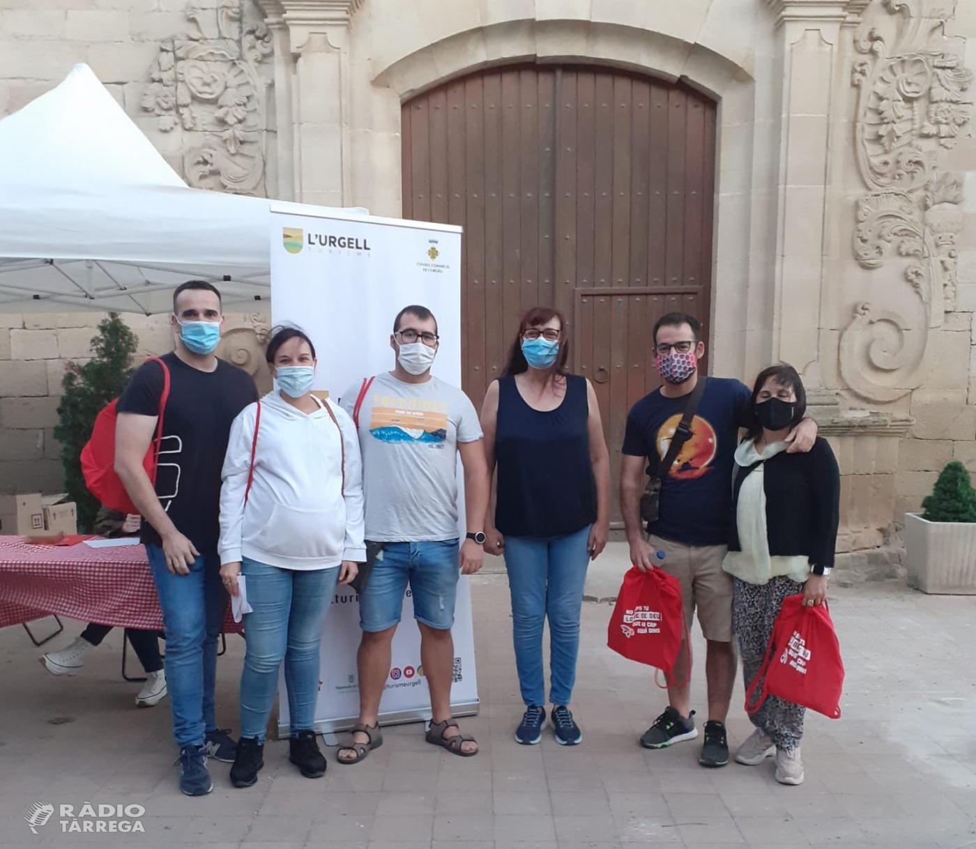 Més de 200 persones participen al Gastrosarau Benvinguts a l'Urgell