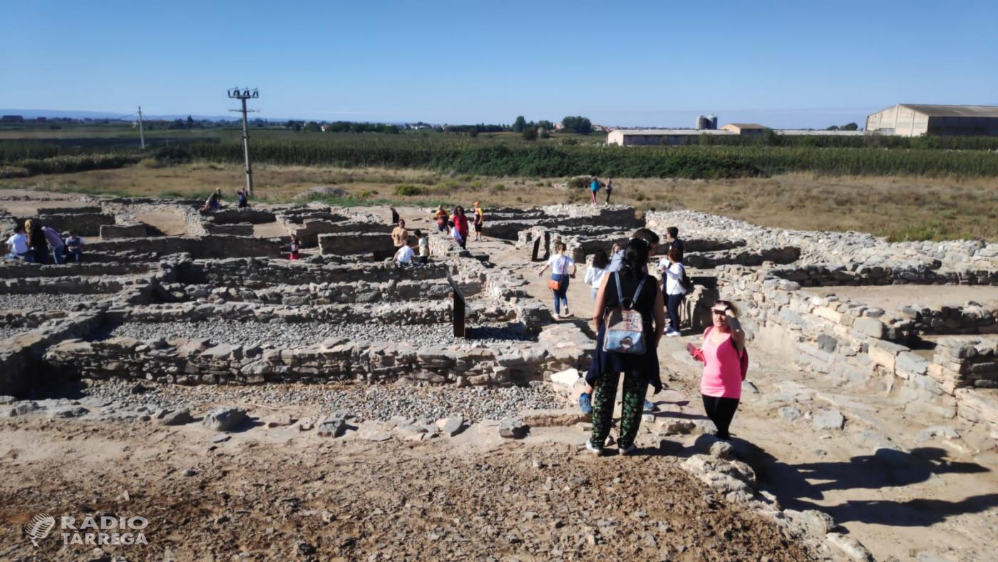 La ciutat ibèrica del Molí d'Espígol de Tornabous clou el calendari estival de visites guiades gratuïtes el pròxim dissabte 25