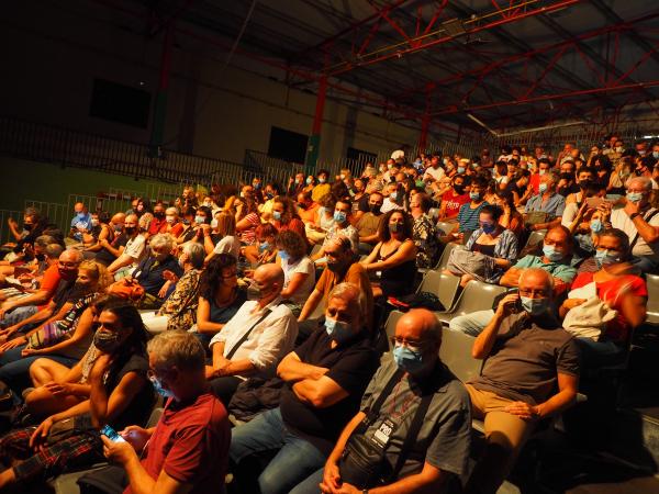 FiraTàrrega 2021 tanca la seva edició amb un 92,57% d'ocupació dels espectacles