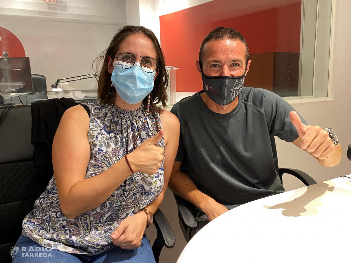 El targarí Raül Arenas presenta el seu cinquè repte solidari destinat a recaptar fons per la salut mental
