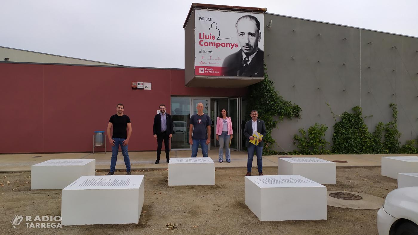 Esquerra Republicana promou que Sabadell s'agermani amb Tornabous, municipi natal de Lluís Companys