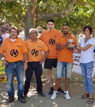 El Club Bitlles Tàrrega es proclama millor equip de la demarcació de Lleida