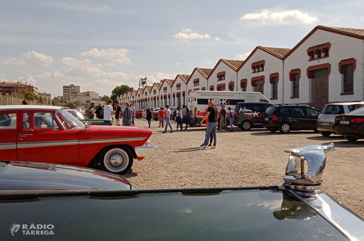 Tàrrega promou el seu patrimoni industrial amb el McTrepat, que té Manuel de Pedrolo com un dels protagonistes