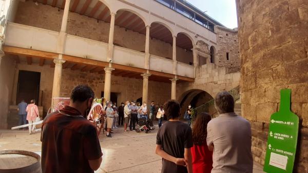 Més de 500 persones visiten l'Urgell durant el 'Benvinguts a Pagès La Festa'