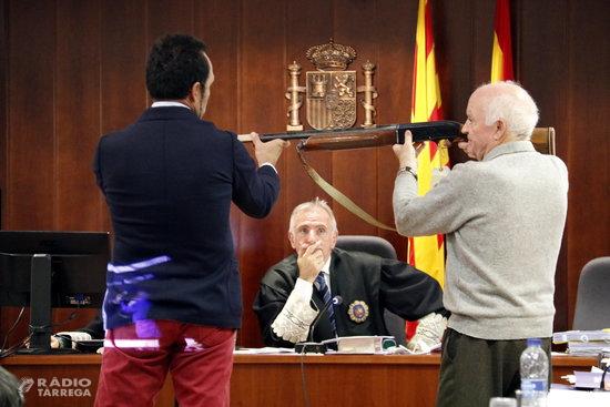 L'Audiència de Lleida informa favorablement a un indult parcial pel caçador que va matar un pagès a l'Urgell el 2014