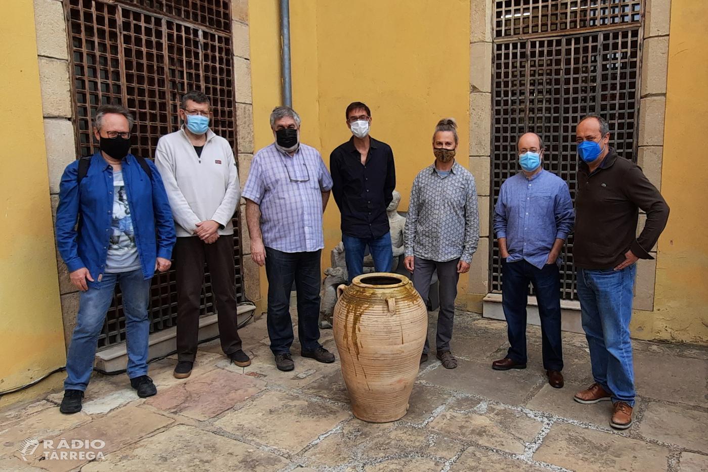 El Museu Tàrrega Urgell acull un simposi d'etnologia sobre la tradició artesanal de la terrissa