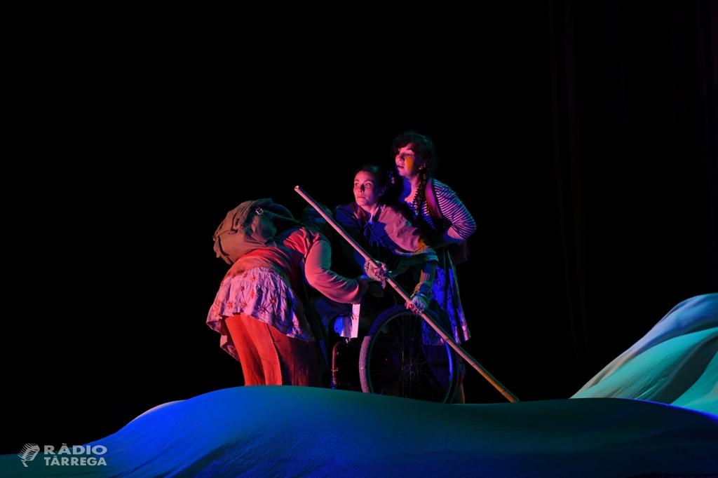 La companyia de Castellserà Campi Qui Pugui nominada als XXVII Premis Butaca de teatre de Catalunya, en la categoria de 'Millor espectacle per a públic familiar'