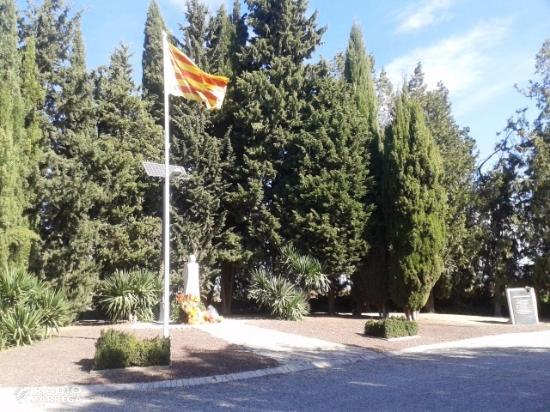 El Tarròs reivindica la figura del president Lluís Companys en el 81è aniversari del seu afusellament