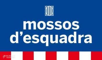 Els Mossos d'Esquadra detenen 3 homes que acabaven de robar a les oficines de l'UE Tàrrega