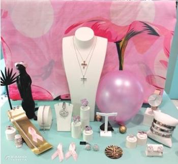Foment Tàrrega es vesteix de rosa en motiu del Dia Mundial del Cáncer de Mama