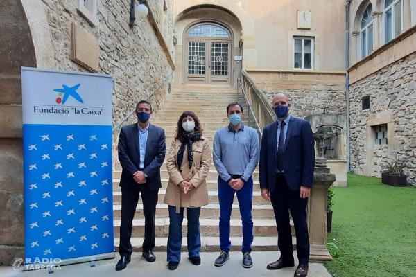 La Residència de la Gent Gran Sant Antoni de Tàrrega rep el suport de la Fundació 'la Caixa' i CaixaBank per renovar llits articulats