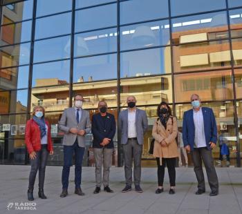 Front comú de les capitals de comarca de la plana de Lleida perquè es revisi el marc competencial de ciutats de menys de 20.000 habitants