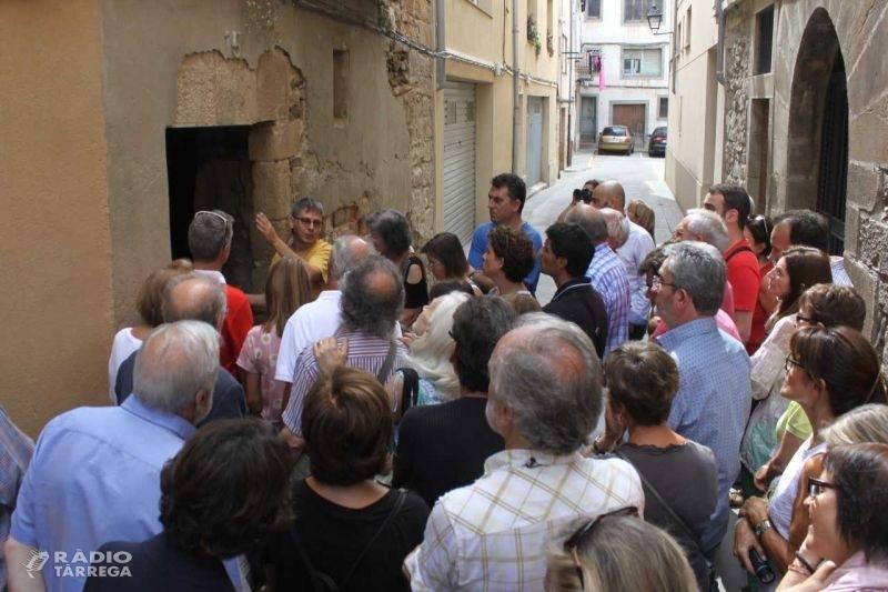Activitats divulgatives a Tàrrega en el marc de les XIX Jornades Europees de la Cultura Jueva a Catalunya