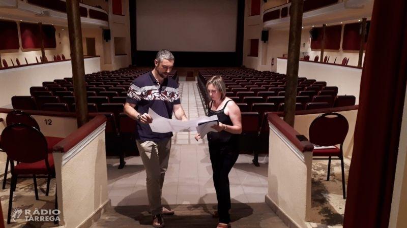 Agramunt arranjarà la climatització del teatre amb fons europeus