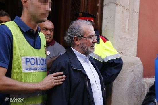 """El president de la Diputació de Lleida defensa la seva """"honorabilitat"""" i """"honestedat"""" i assegura """"no haver rebut mai cap comissió"""""""