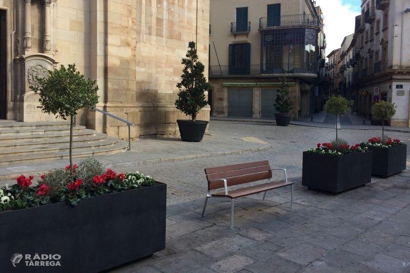 L'Ajuntament de Tàrrega adjudica les obres de reforma de la plaça Major, que començaran a partir del 15 d'octubre