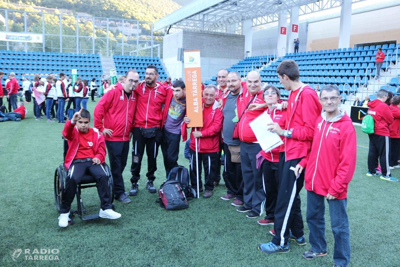El Club Alba recull medalles als Special Olympics a Andorra