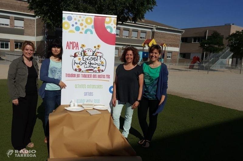 L'AMPA del CEIP Àngel Guimerà de Tàrrega impulsa un sopar de final de curs 100% sostenible i ecològic