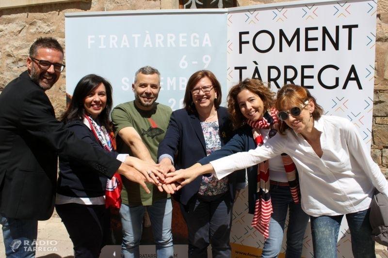 FiraTàrrega i Foment Tàrrega consoliden la seva col·laboració amb un acte obert a la ciutadania el 27 de juliol