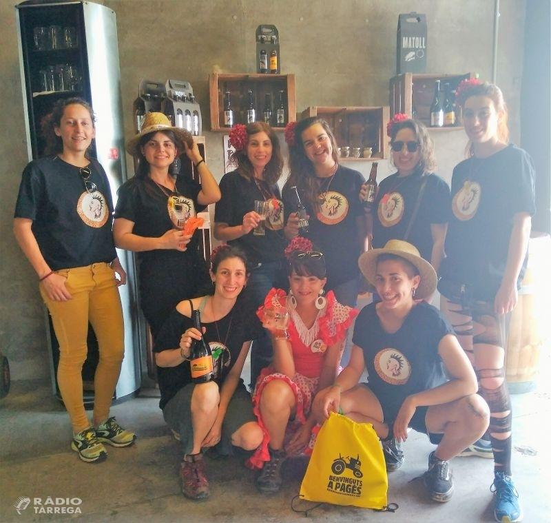 Èxit de visitants al Benvinguts a Pagès a l'Urgell
