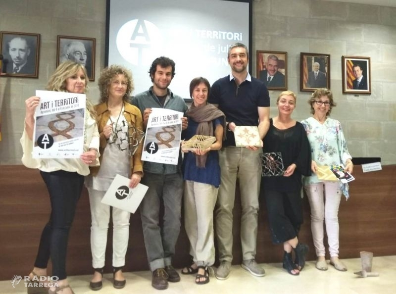 Agramunt acollirài la cinquena edició del curs Art i Territori que organitza amb la col·laboració de la Universitat de Lleida