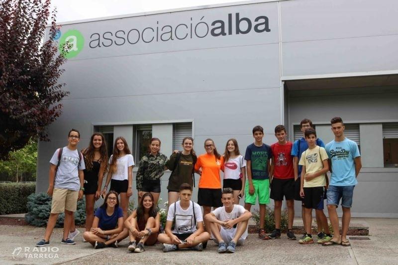 """L'Associació Alba convida aquest estiu als joves a ser """"changemakers"""" a través de la 2a edició del Programa de Voluntariat"""