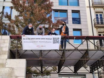 Empaperem la província de Lleida per la Salut Mental
