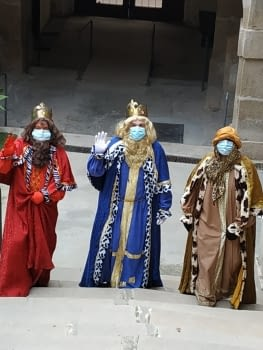 Han arribat els Reis Mags d'Orient!!!