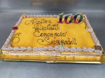 FELIÇOS 100 CONCEPCIÓ!!!