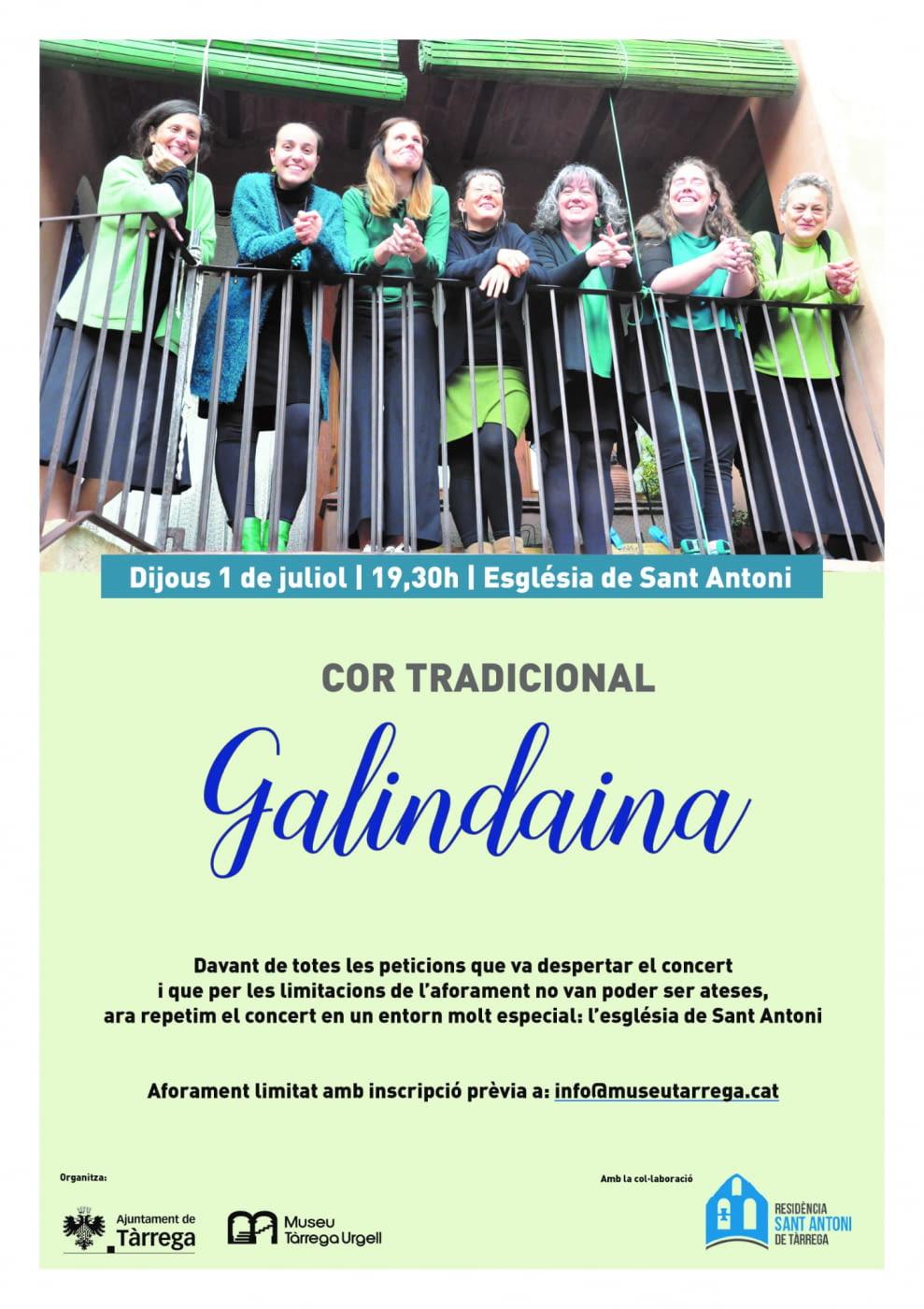 """Concert """"Galindaina"""""""