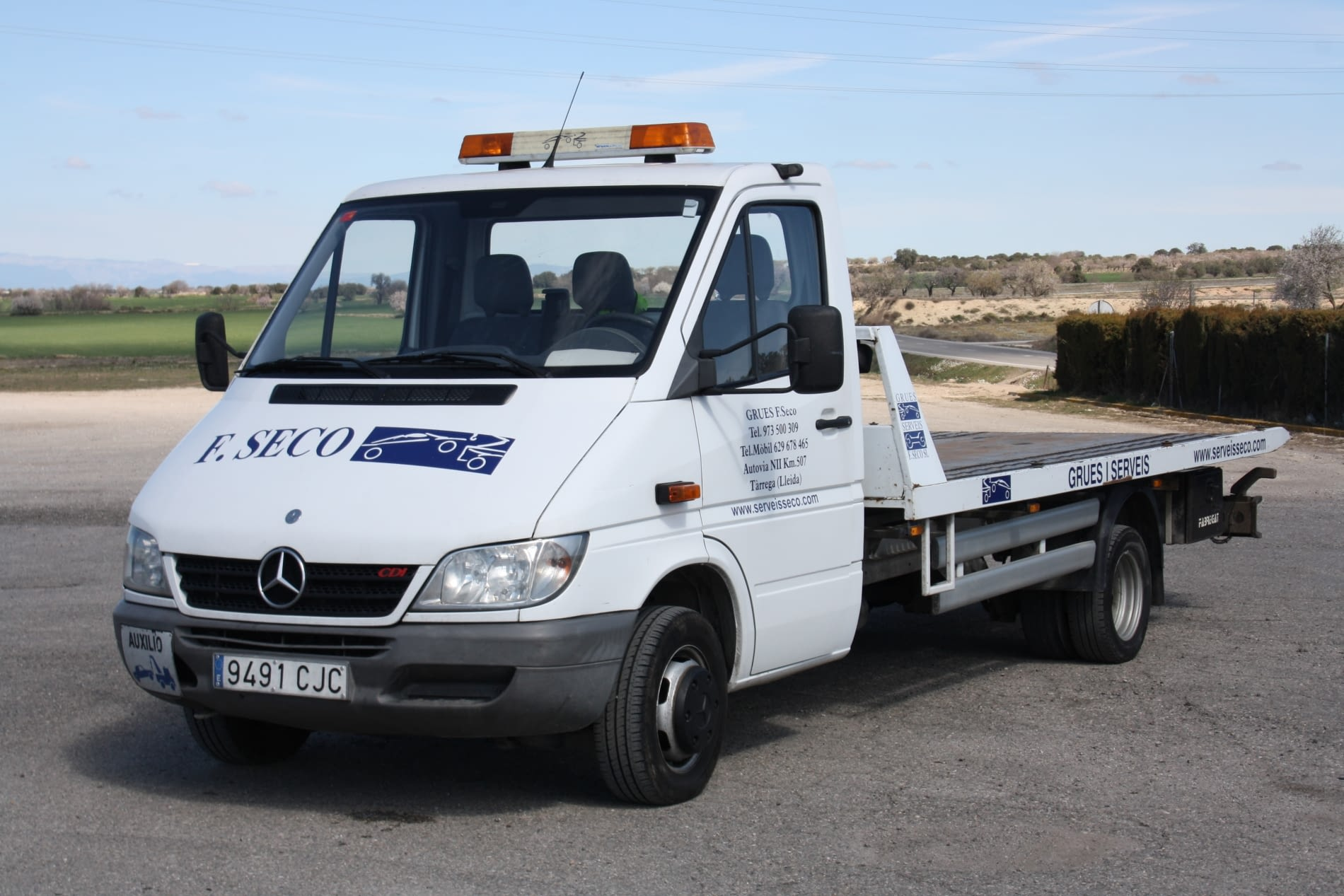 camionet mercedes