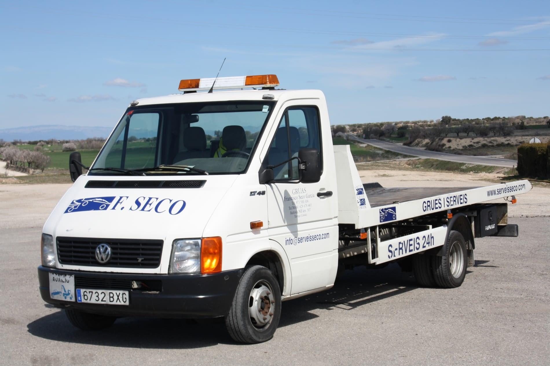 Camionet volkswagen