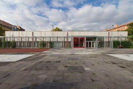 Centre Cívic Baró de Viver