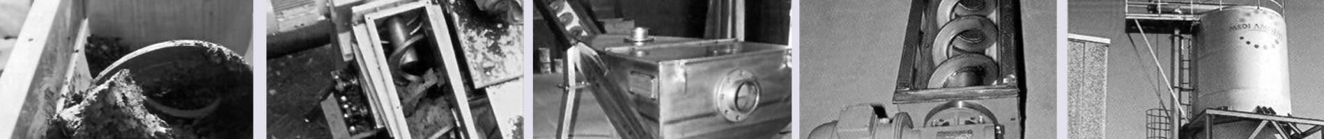 Banner-Transportador para lodos