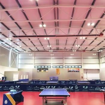 Centre Tecnificació Tennis Taula