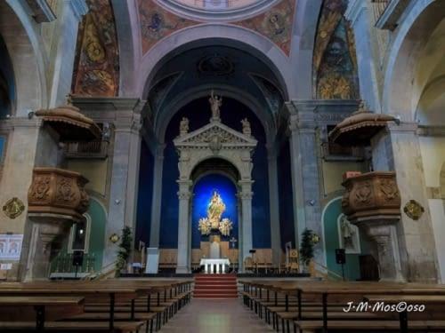 Església Sta. Maria de l'Alba